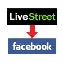 LiveStreet => Facebook