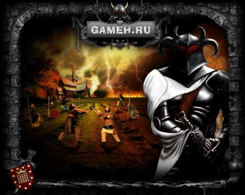 Игровой портал gameh.ru