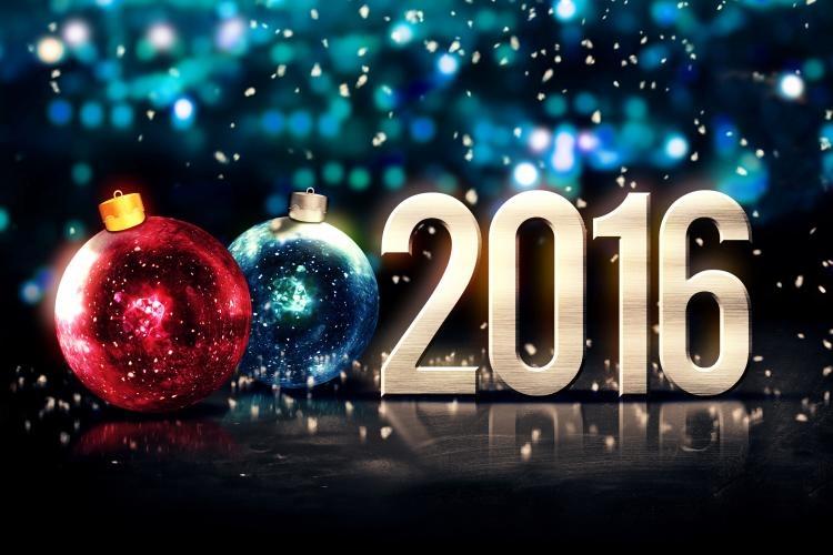 Новый год, 2016